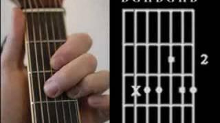 Як грати Висоцького на семиструнній гітарі Частина 1-а