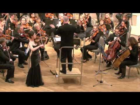 Bruch Concerto in G minor Op26 - Part 1