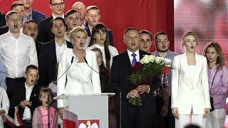 Что значит победа Анджея Дуды для Евросоюза?
