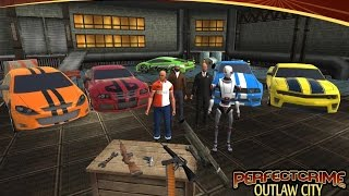 Perfect Crime: Outlaw City - Android Gameplay HD