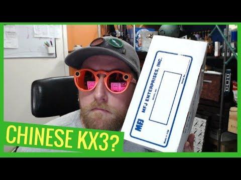MFJ Xiegu X5105 QRP UNBOXING | HAM Radio Crash Course!