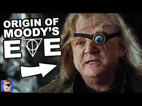Harry Potter Theory: The Origin of Moody's Eye