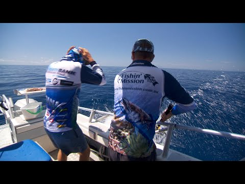 IFISH - YOU WON'T BELIEVE WHAT HAPPENS! (Fishing Mission Beach With Patrick Dangerfield)