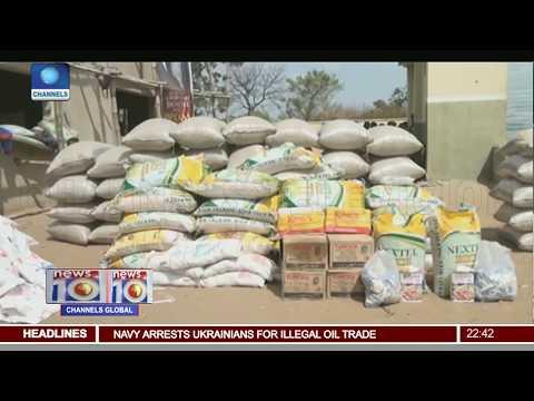 FG Donates Empowerment Kits To Benue IDPs In Makurdi