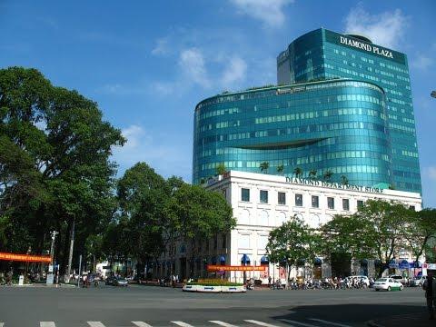 Diamond Plaza Shopping Mall, Ho Chi Minh City