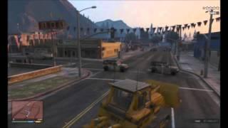 Grand Theft Auto V: The Paleto Score - Let Slip The Bulldozer (Extended)