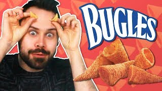 Irish People Try American Bugles