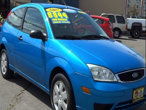 2007 Ford Focus Reno, Sparks, Sierra Valley, Northern Nevada, Carson Valley, NV P2005