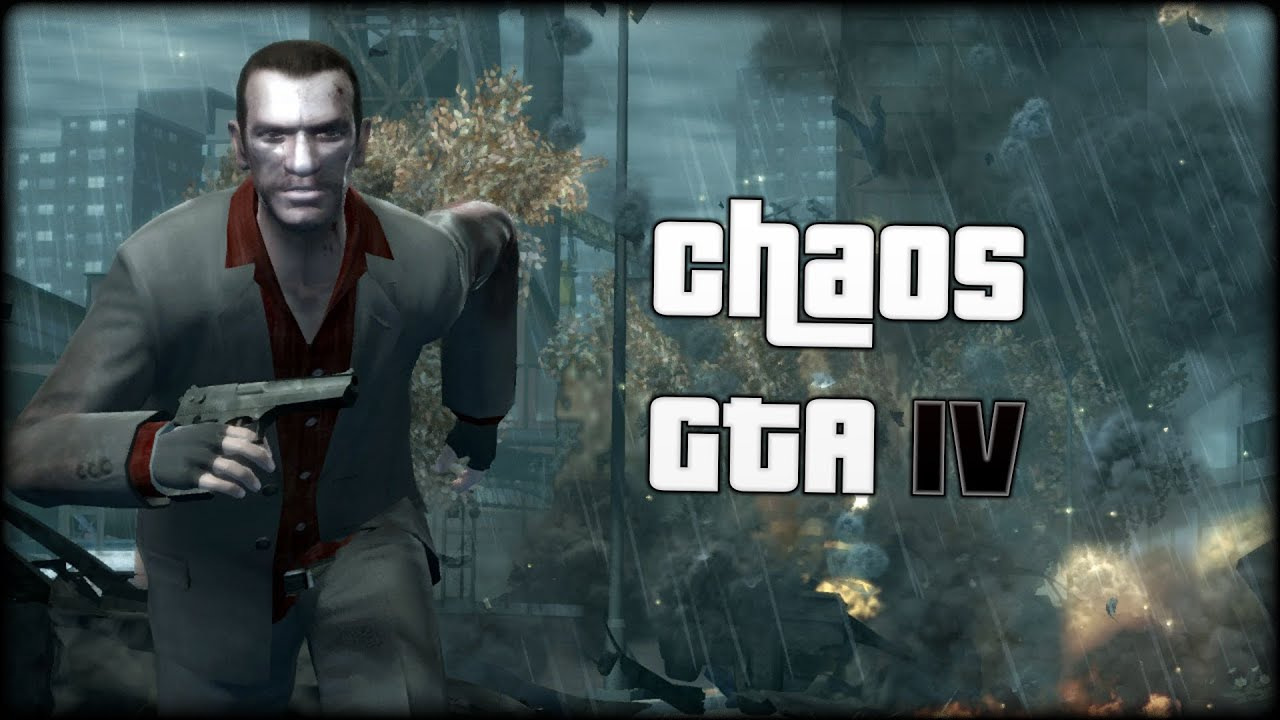GTA IV Testing Hyper Speed Mod - YouTube