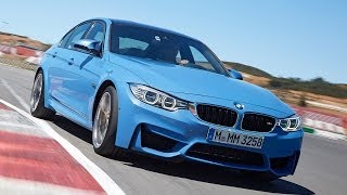 New 425bhp turbocharged BMW M3 tested
