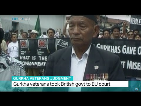 Gurkha Veterans Judgment: European Court of Human Rights to give verdict