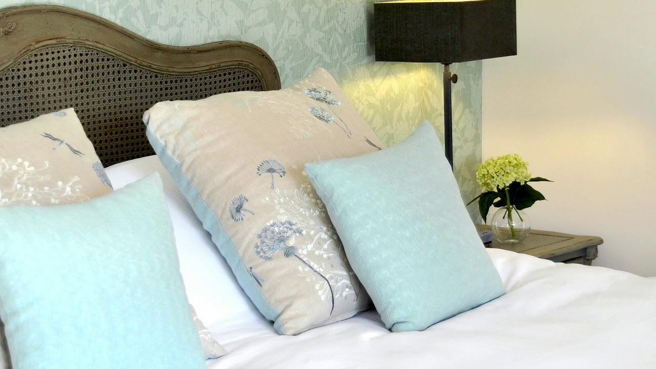 Chambre Provencale Idee Deco décoration d'une chambre d'hôtel 5* en provence. dream french bedroom  decorating