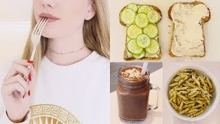 One of THE MILK CLUB's most viewed videos: What I Eat in a Day  (Vegan)