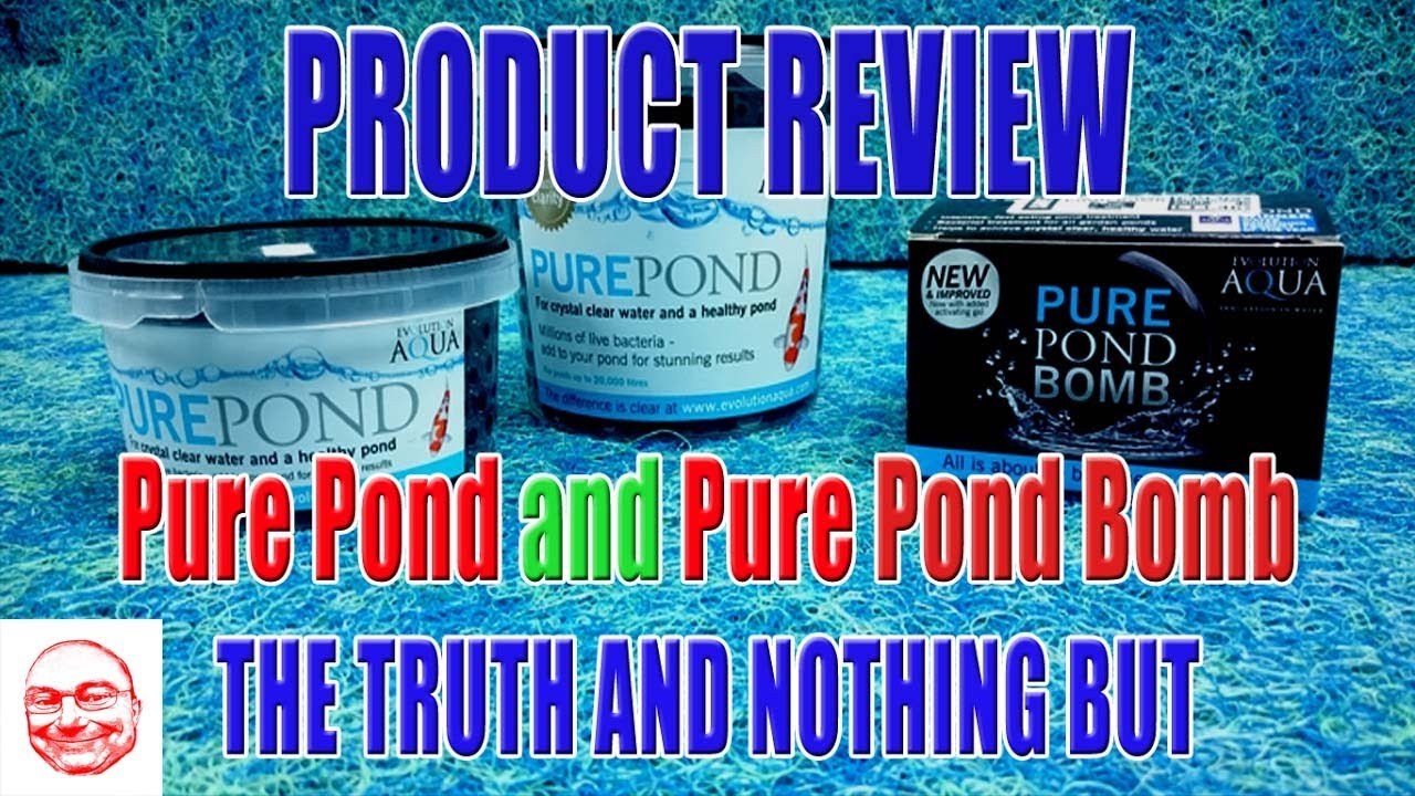 Pond Bomb and Pure Pond Review