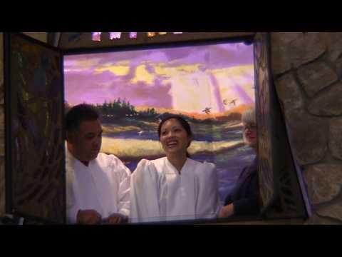 Baptism: Kristy Wu