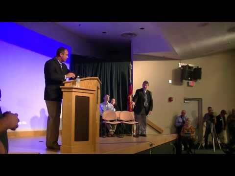 Wayne County, GA Public Meeting - Coal Ash 3/16/16