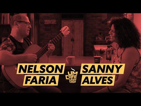 Um Café Lá em Casa com Sanny Alves e Nelson Faria