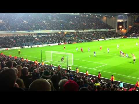 Blackburn vs Liverpool 2 - 3 - Brad Jones Penalty Save