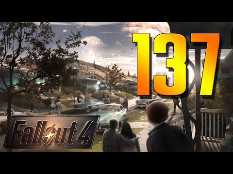 Fallout 4 - #137 - Sedgwick Hall [Let's Play; ger; blind]