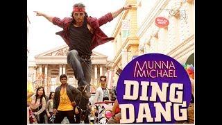 Ding Dang Song Tiger Shroff Munna Michael Review   Reaction   Meri Wali Ding Dong Karti Hai
