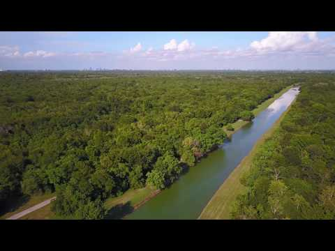 Flood Canal - Houston, TX - DJI Mavic Pro - 4K