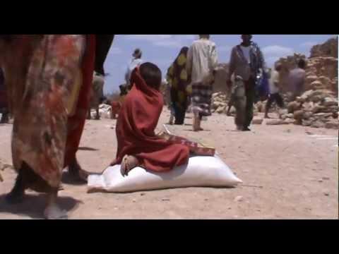 Pomoc uprchlíkům ze Somálska