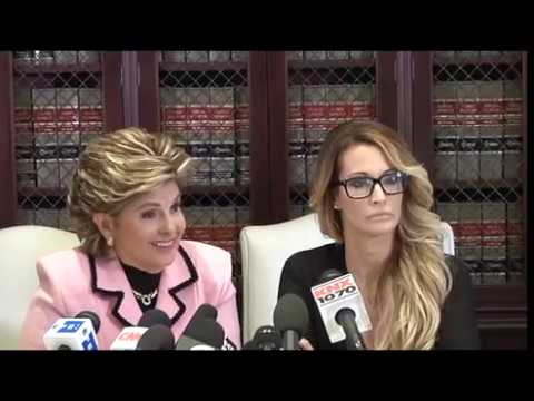 Gloria Allred Represents Trump Accuser Jessica Drake