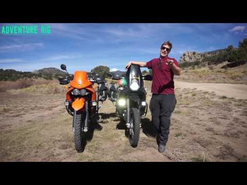 Squadron Pro LED Adventure Bike Kit