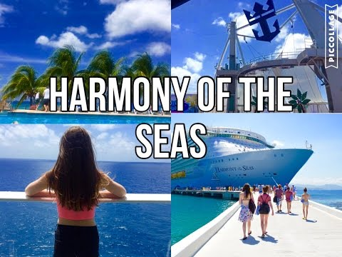 Harmony Of The Seas Royal Caribbean Cruise Travel Diary| Lexi