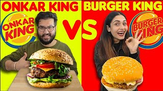 This Is The BEST Burger... 😍 || Mc Donald's vs BURGER KING vs Champion Burger