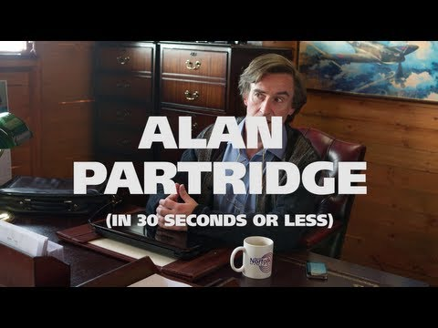 NYFF in 30 Seconds or Less: Alan Partridge Impressions