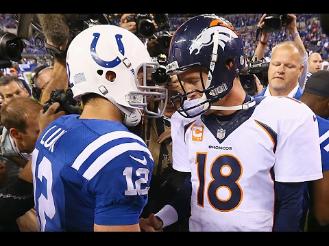 Broncos vs Colts 2013 Highlights: Manning returns to Indiannapolis!