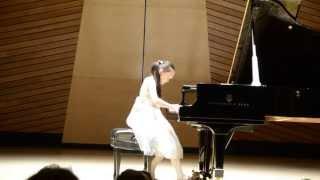 Mozart Piano Sonata No 1 in C Major K 279 by Felicia He
