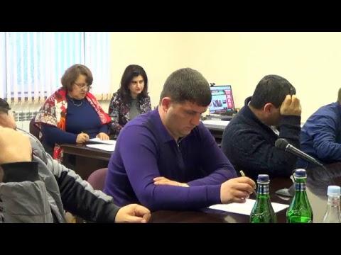Բյուրեղավան համայնքի ավագանու հերթ. նիստ-15.01.19