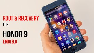 Root twrp recovery for honor 9 emui 80 android oreo