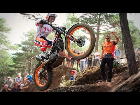 FIM TRIAL WORLD CHAMPIONSHIP - Trial GP de Andorra 2015(UHD/4K)