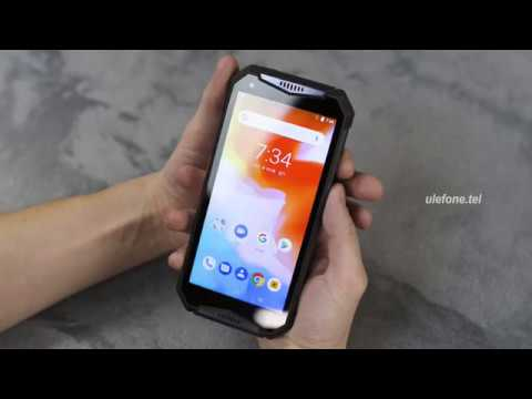 Ulefone armor 3 видео обзор