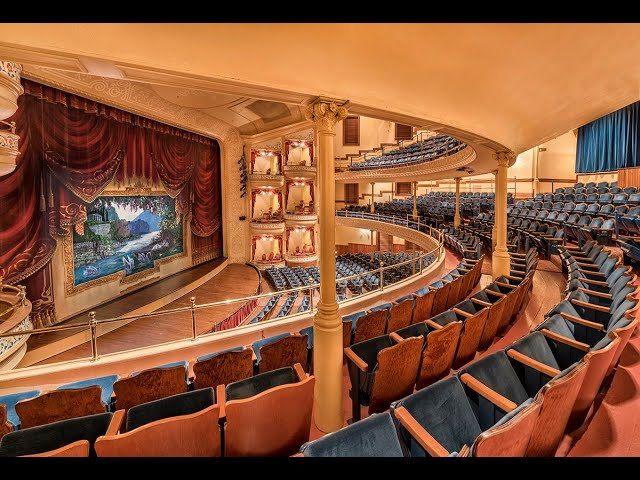 History of The Grand 1894 Opera House - 125 Years in The Making - Galveston, Texas