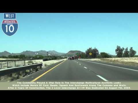 I-10 Tucson, Arizona