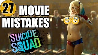 27 Mistakes of SUICIDE SQUAD You Didn't Notice thumbnail