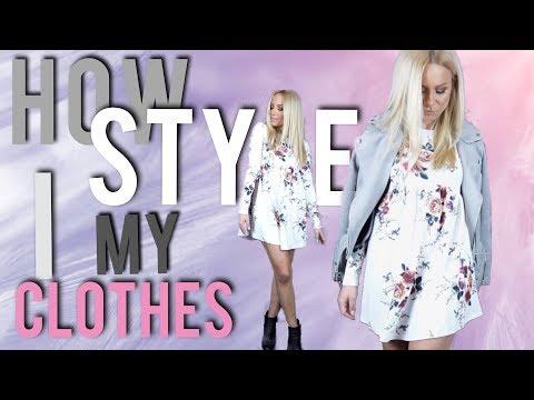 Πως Συνδυάζω Τα Ρούχα Μου | Gina