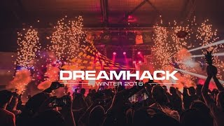 DreamHack Winter 2016 Official Aftermovie