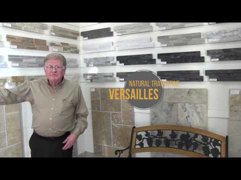 Versailles A Natural Travertine | Timberline Flooring Houston