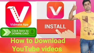 how-to-download-vidmate-app-hindi-how-to-really-vidmate-apps