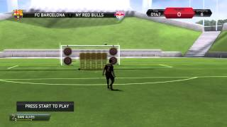 FIFA 14 CPU And User Settings Live Commentary