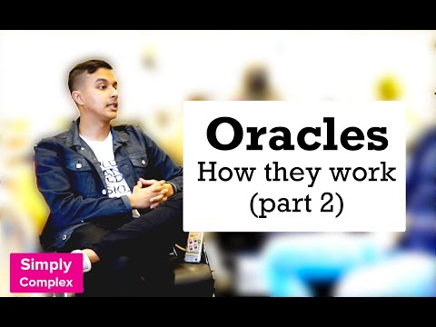 Why Oracles are critical to Blockchain adoption (Part 2): Interview Mohammed Hussein