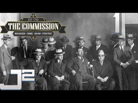 Welcome To The Family - The Commission Gameplay | Let's Play Part 1