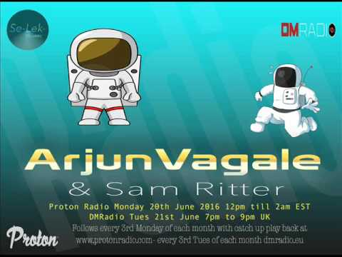 Arjun Vagale - Se-Lek-Music Mix (June Part 2)