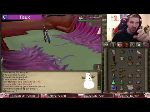 BEST RUNESCAPE TWITCH MOMENTS COMPILATION #278