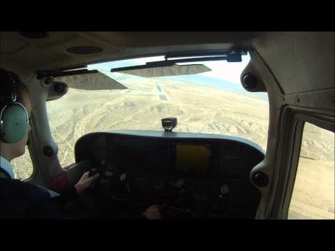 Cessna 172R landing at Victorville (KVCV)